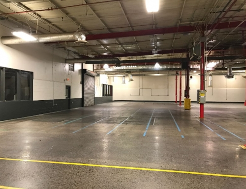 (A) 45,000 sf Manufacturing Space – Available Immediately