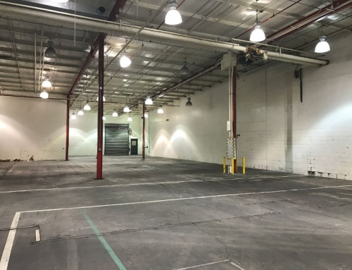 (C1) +/- 86,100 sf Manufacturing Space – Available October 2017