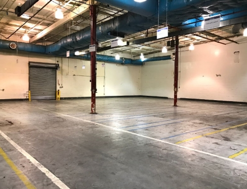(C2) +/- 25,000 sf Manufacturing Space – Available October 2017